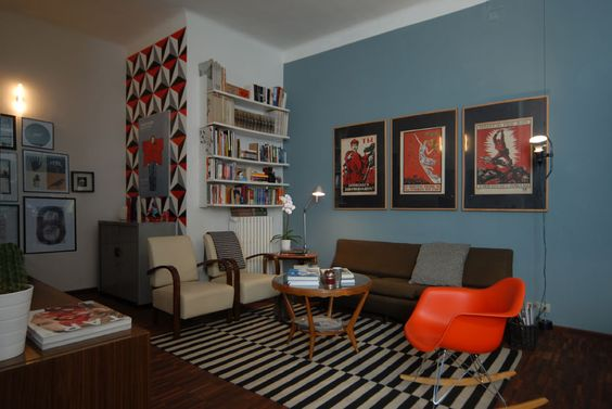 Fabuloso apartamento (iii). Creo que de los pisos que más me han gustado de todos los que he visto.