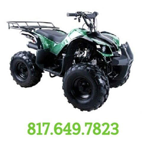 Buy Coolster 125cc Utility Xr8 Kids Atv Kids Atv Atv 4 Wheelers