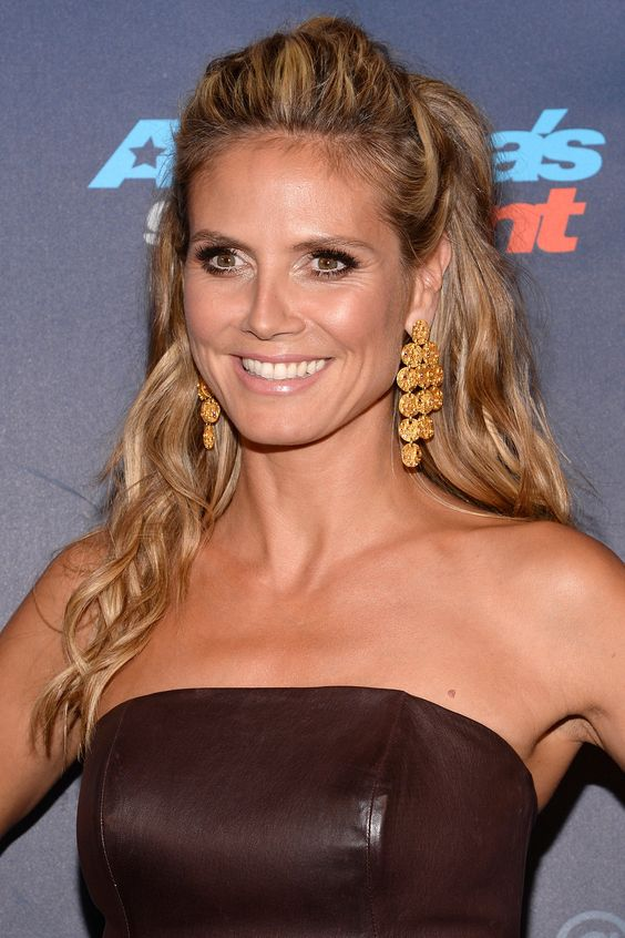 Heidi Klum - 'America's Got Talent' Season 8 at Radio City Music Hall in NYC (August 28, 2013)