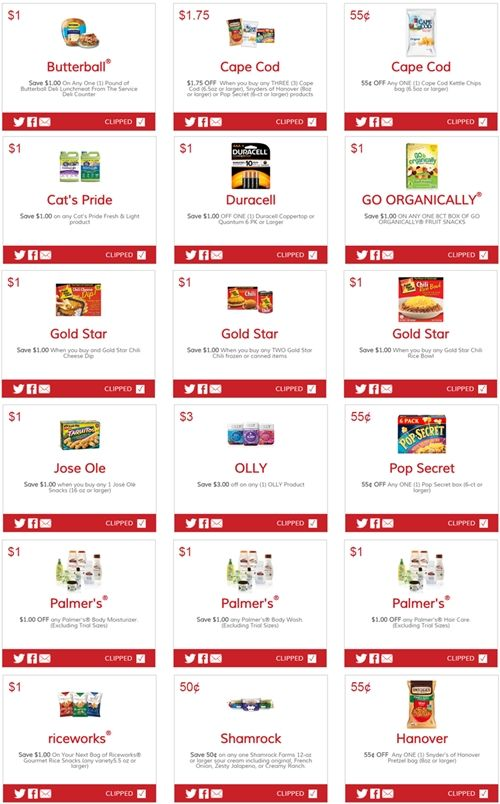 New Printable Coupons For Butterball Duracell Palmer S Riceworks More Direct Links Http Www Ihe Smartsource Coupons Smartsource Printable Coupons