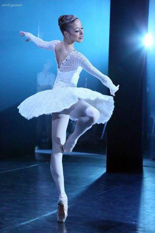 """Alisa Bartels as Medora in """"Le Corsaire"""" Staatsliche Ballettschule Berlin Photo…"""