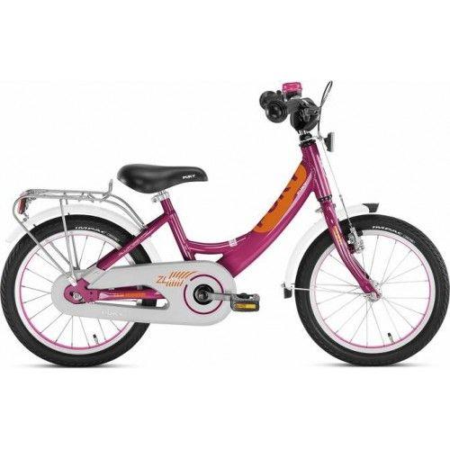 Puky Zl 16 Alu Edition Berry 16inch Berry Kinder Fahrrad Kinderfahrrad Puky Fahrrad
