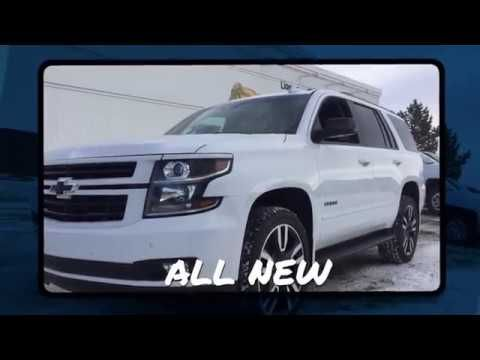 2018 Chevrolet Tahoe 1lz Premier 4x4 White 18n119