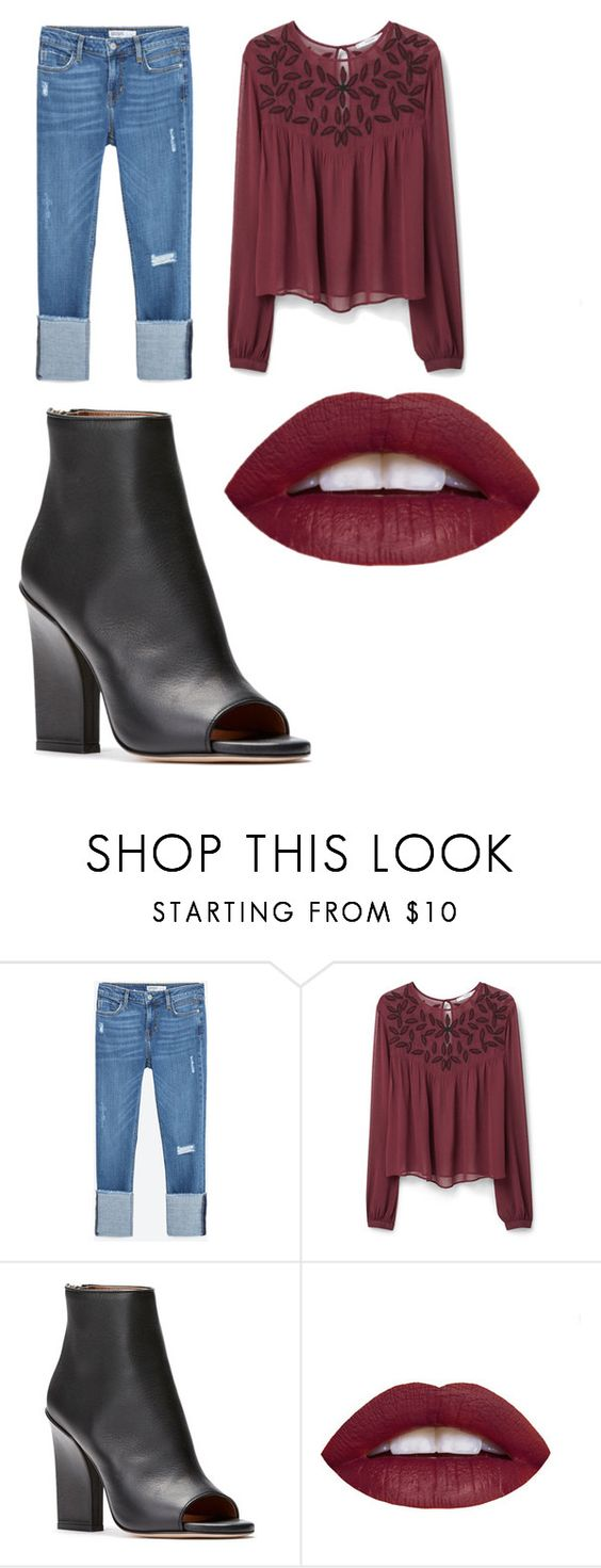 """Untitled #5"" by efrancom on Polyvore featuring Zara and MANGO"