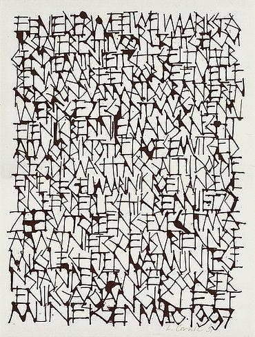 Berliner Sammlung Kalligraphie: Kalligraphen