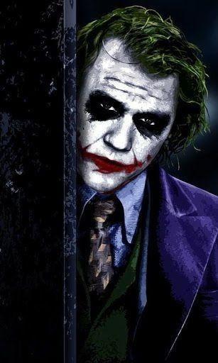 Gambar Joker Keren 3d