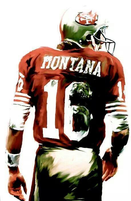Former San Francisco 49ers Great & Hall of Fame QB; Joe Montana