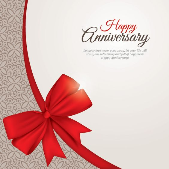Happy Anniversary Vector Graphic - DryIcons