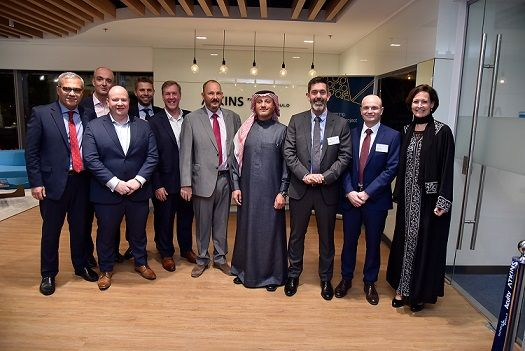 Atkins Opens New Office In Riyadh To Support Business Growth In