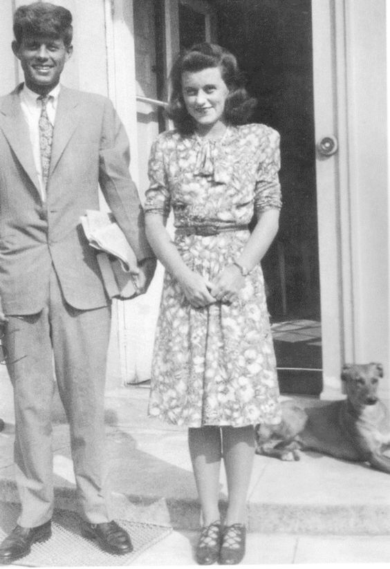 Kathleen Agnes (Kennedy) Cavendish, Marchioness of Hartington (February 20, 1920…