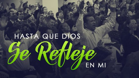 Hasta que Dios se refleje en mi | Hno. Alejandro Peña