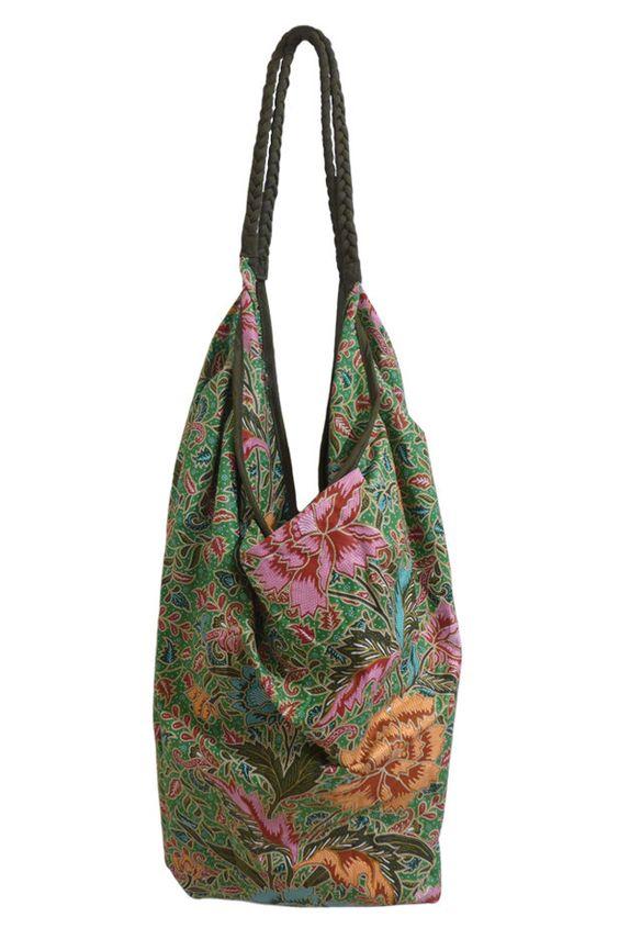 Sophia Sling Bag Green