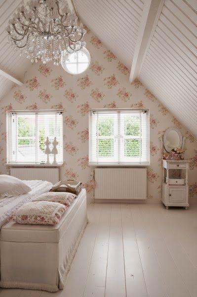 Unique Attic Home Decor