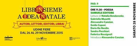 Samuele Editore a LibriINsieme 2015
