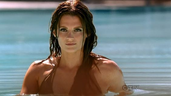 Very sexy Stana Katic (Castle)