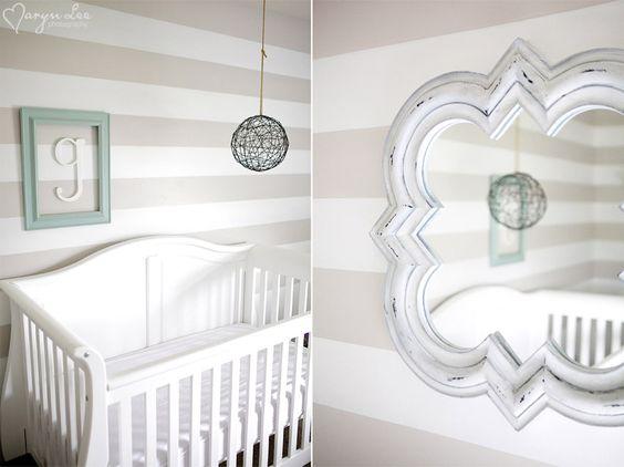 vintage mädchenzimmer babyzimmer interieur einrichten
