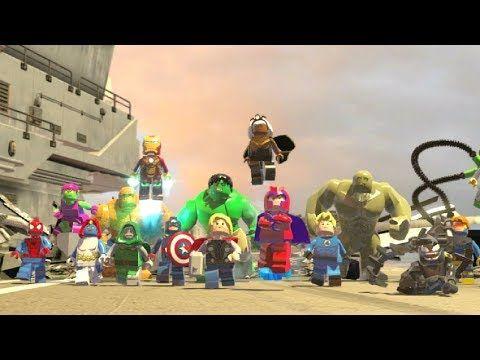 Lego Marvel Super Heroes Walkthrough Finale Final Boss Ending Youtube Lego Marvel Super Heroes Marvel Superheroes Lego Marvel