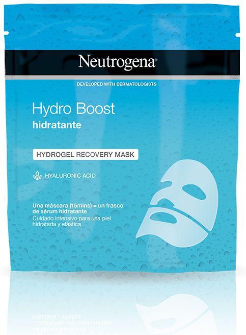 Consigue En Tan Sólo 15 Minutos Una Piel Visiblemente Más Elástica Con La Mascarilla Hidratante Hydro Boost Con á Mascarilla Hidratante Hidratante Neutrogena
