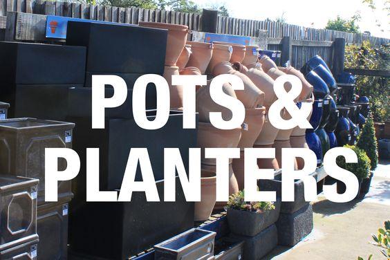 #pots #planters