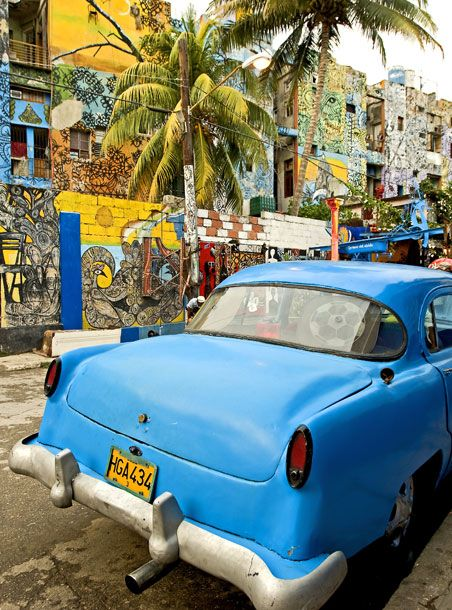 Matthew Williamson's favourite destinations: Cuba
