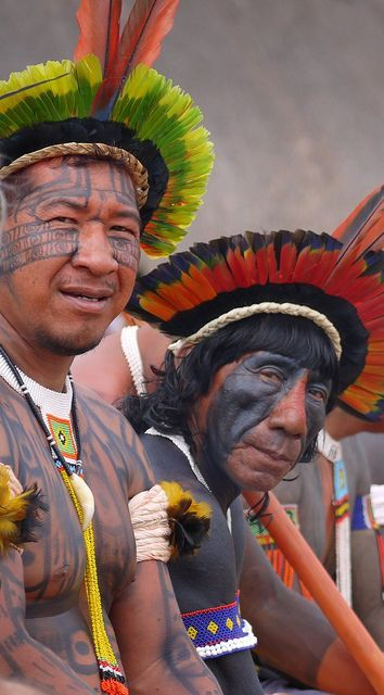 Pinterest • The world's catalog of ideas Xingu Tribes