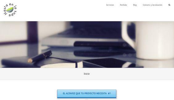 Web Hastaenlasopa Marketing y Comunicación