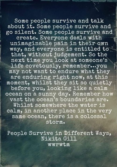 How amazing is this quote. It is so true in so many ways. Dan Sutherland.