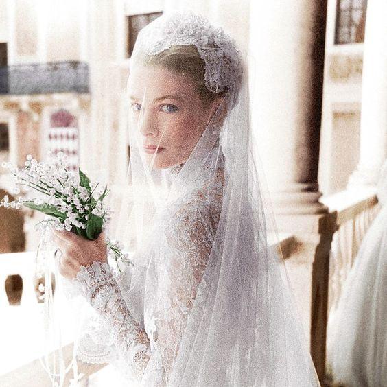 Grace et Rainier: il y a 60 ans, un mariage de conte de fées