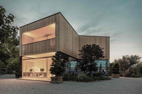 52 metros cúbicos de madeira / JOSEP + Atelier Haumer | ArchDaily Brasil
