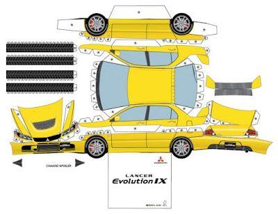 Moldes de carros, ônibus, meios de transporte para recortar, montar ou usar em maquetes! ~ ESPAÇO EDUCAR