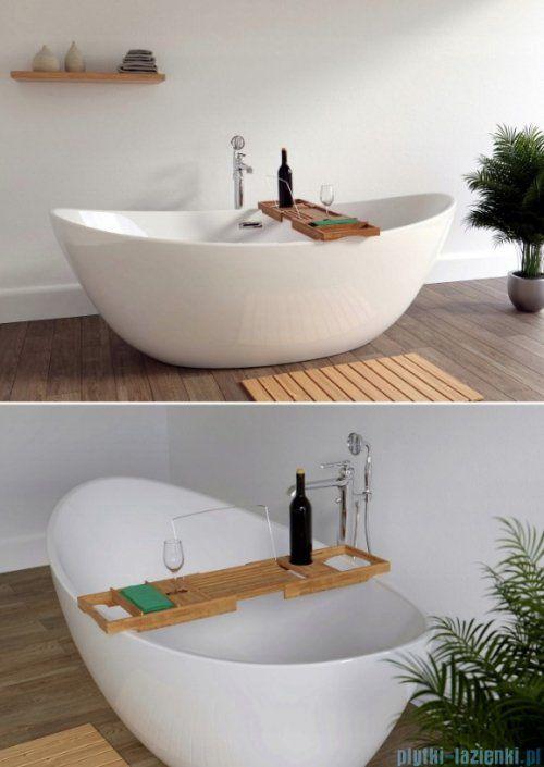 The North Bath Polka Bambusowa Uniwersalna Na Wanne Bbs 01 Plytki Lazienki Bath Bathroom Bathtub