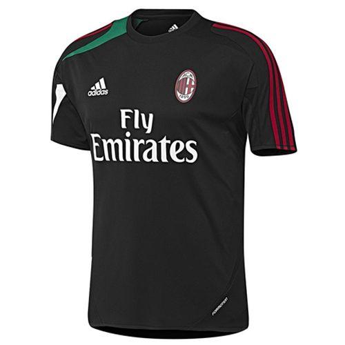 Bộ quần áo Ac Milan đen F50 15/16 129,000 Vnd