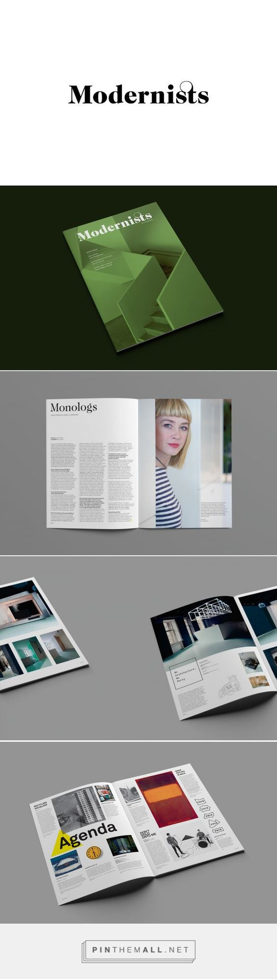 Modernists — Associates, Partners et Sons — Associates, Partners et Sons is a design studio based in Riga, Latvia. It was formed by Edgars Zvirgzdiņš in 2011. Studio currently is working on a diverse range of projects across various media for clients in finance, culture & architecture. - created via http://pinthemall.net