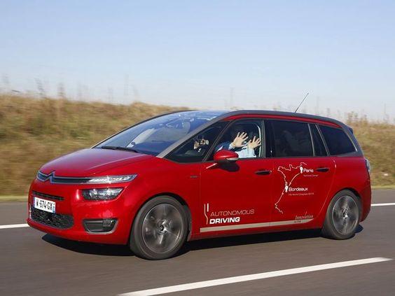 60.000 km sont parcourus à travers lEurope par Citroën C4 Picasso autonome du groupe Groupe PSA - http://ift.tt/1HQJd81