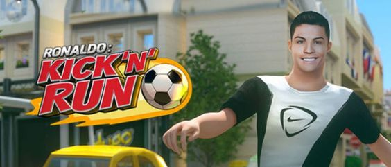 Cristiano Ronaldo lança jogo em que é o personagem principal