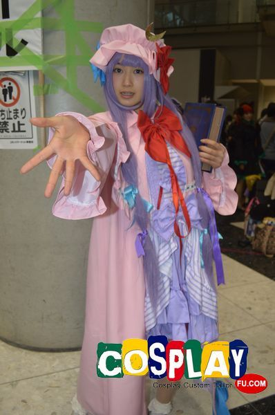 Remilia Scarlet Cosplay from Touhou Project in Winter Comiket 83 2012 Tokyo