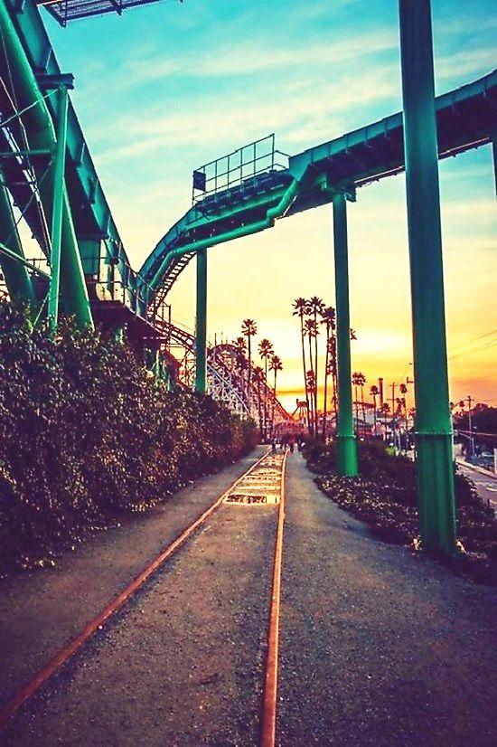 Pin By Zakk On California Santa Cruz Boardwalk Santa Cruz Beach Boardwalk Santa Cruz Beach