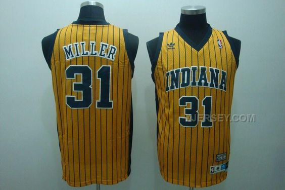 http://www.xjersey.com/pacers-31-miller-yellow-jerseys.html Only$34.00 #PACERS 31 MILLER YELLOW JERSEYS #Free #Shipping!