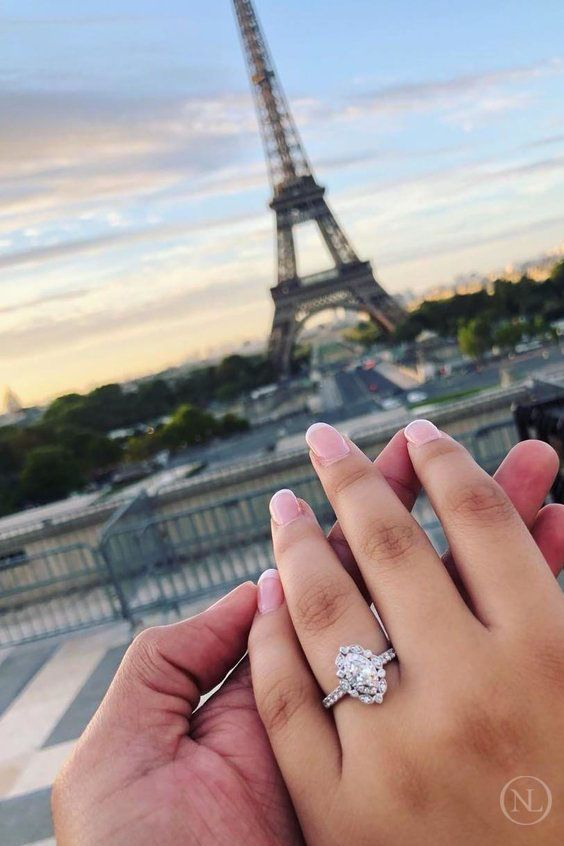 A Marquise Neil Lane Engagement Ring So Glamorous It Outshines The City Of Lights Neil Lane Engagement Rings Engagement Rings Marquise Vintage Engagement Rings