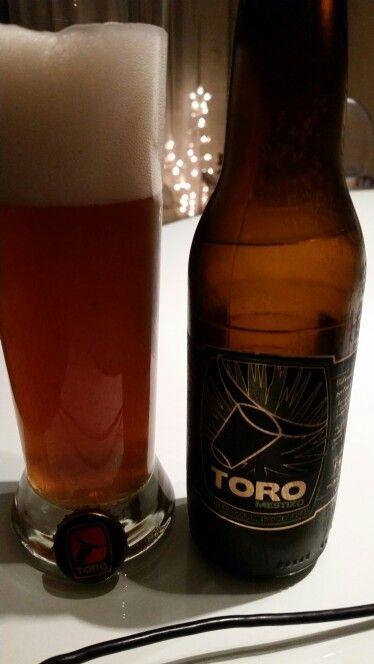 Cerveza Toro con Mezcal ALE