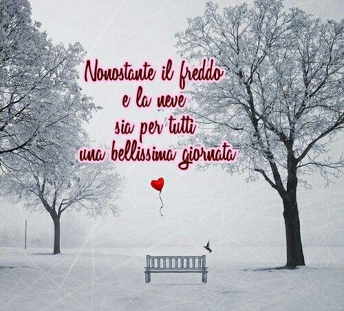 Foto Buongiorno Con La Neve.Buongiorno Con Neve Buongiorno Immagini Buongiorno Buongiorno Fiori