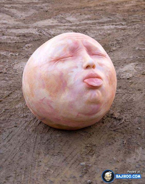 27 Weird Head Sculptures
