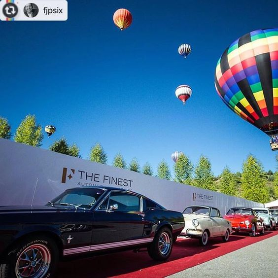 #Reposting @fjpsix. More from Aspen/Snowmass. Bid live online with @proxibid if…