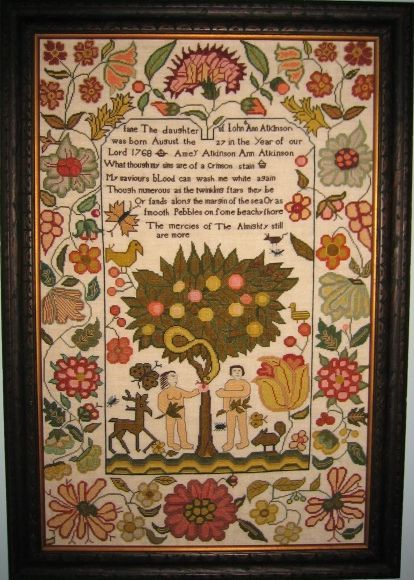 Jane Atkinson from The Scarlett Letter.  Look at that border!: