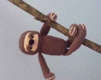 Sale Amigurumi Crochet Happy Weather Mobile Pattern von AmyGaines