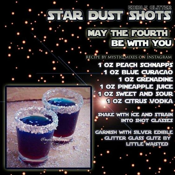 Star Dust Shots