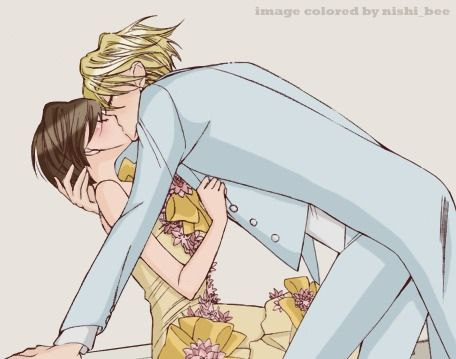 anime couples ♥ TAMAKI AND HARUHI!!!!!!!:
