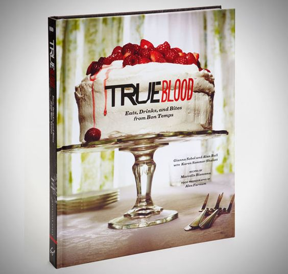 True Blood cookbook on Design You Trust