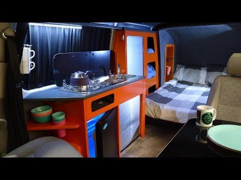 Vw T4 T5 And T6 Rear Bed Extension Youtube Bed Extension Vw T4 Campervan Conversions