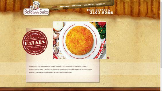 Bella Batat Suíça Página Inicial http://bellabatatasuica.com/index.php